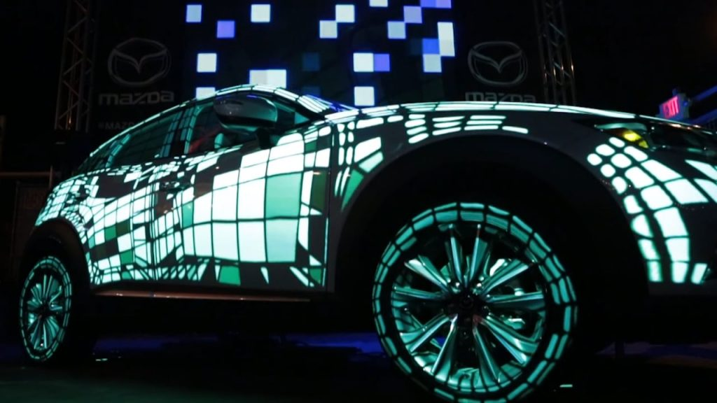 Impress Your Clients Using Projection Mapping Technology